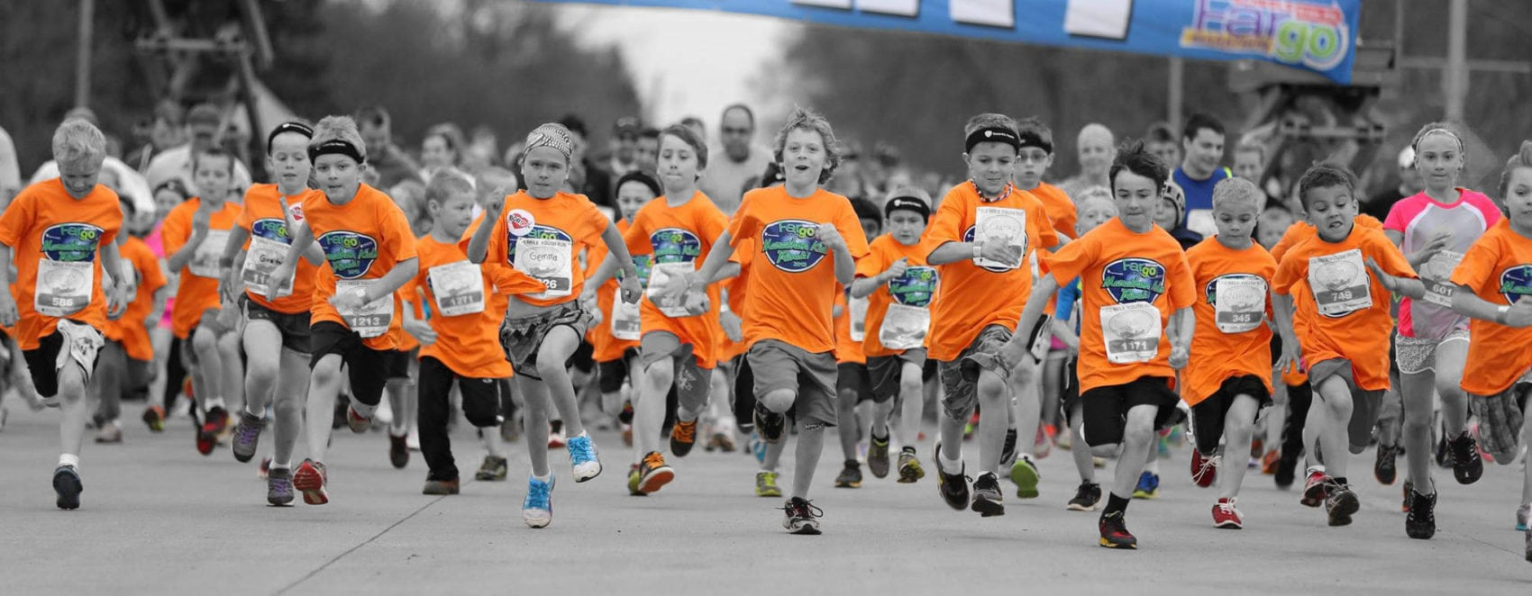 Youth Run | Fargo Marathon